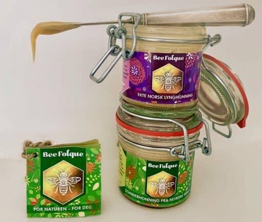 honning fra beefolque kollektivet